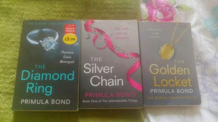 Primula bond books