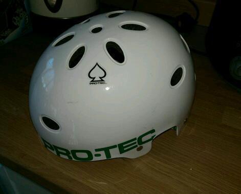 PRO-TEC cycling/skate helmet