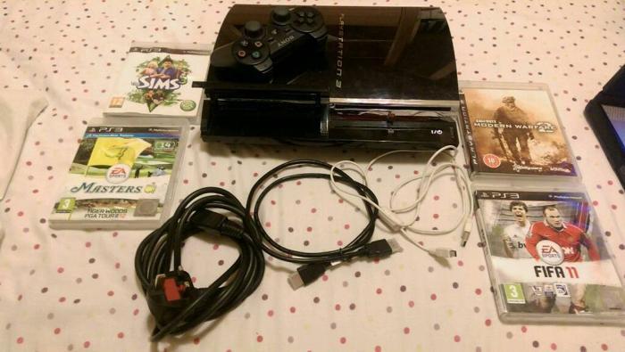 PS3 console 60GB