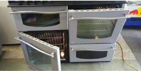 Range cooker electric leisure