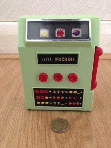 Rare Waco 1970 novelty mini arcade machine complete