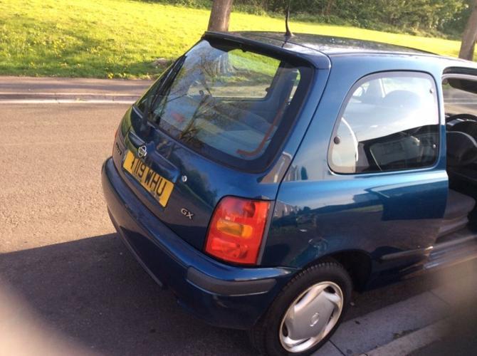Reliable Nissan Micra,Bargain!!£499