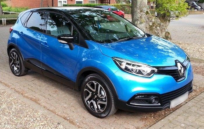 Renault Captur 0.9 TCe ENERGY Dynamique S Nav 5dr