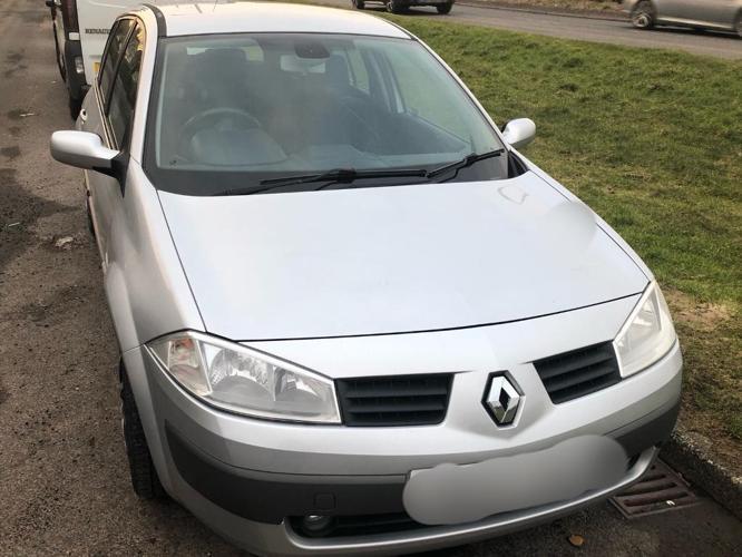 Renault Megane Diesel (05 Plate)