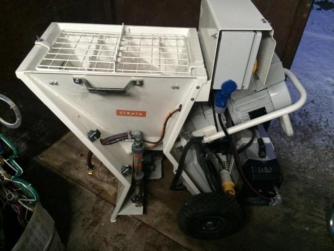 Render Pump (Strata Blitz)