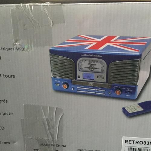Retro Hi Fi system for sale