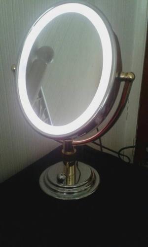 REVLON mirror.