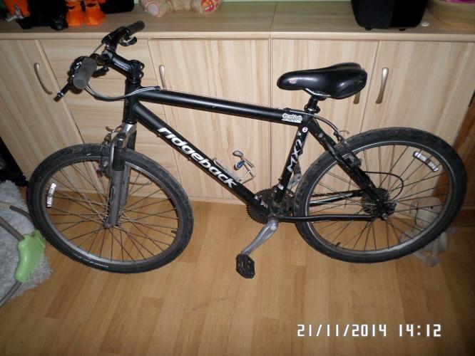 Ridgeback MX2 cyclops mens bike. No swap, selling only