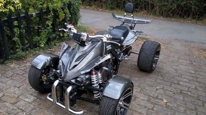 road legal quad bike spy f1 racing 350cc