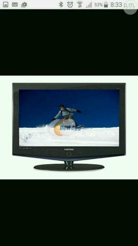 Samsung 26 inch flat screen