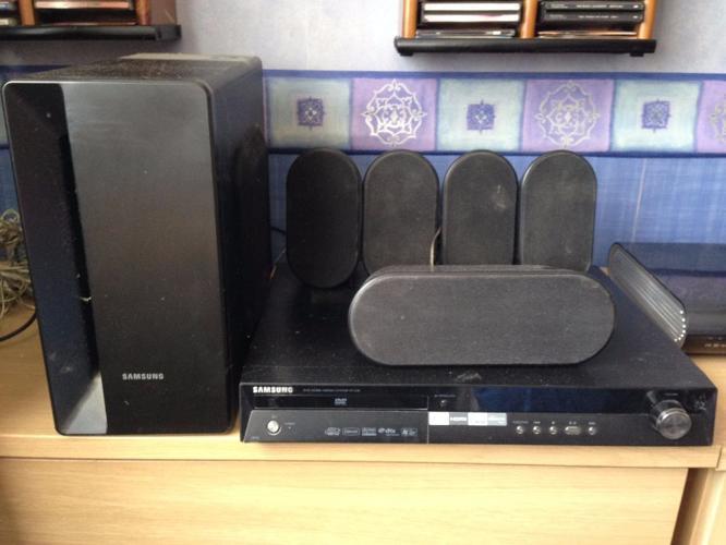 SAMSUNG DVD Home Cinema System HT-X30