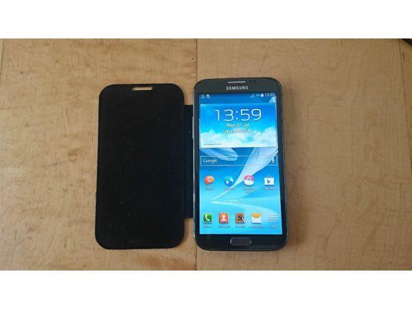 Samsung Galaxy Note II (GT-N7100) bundle