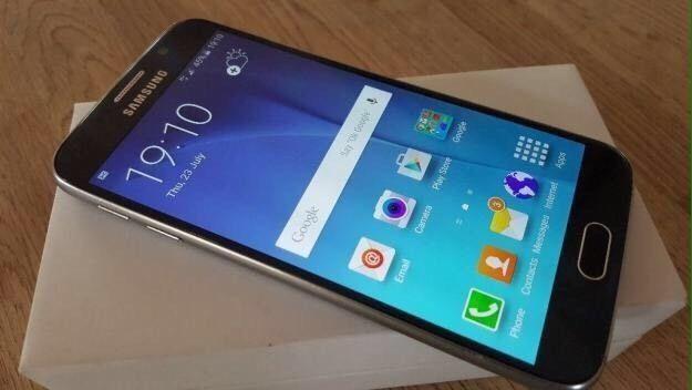 Samsung Galaxy S6 32GB O2/GiffGaff Boxed