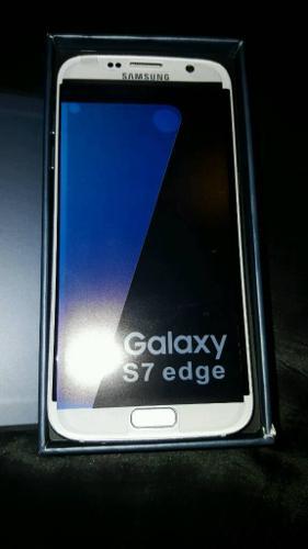 Samsung Galaxy S7 Edge 32GB White!