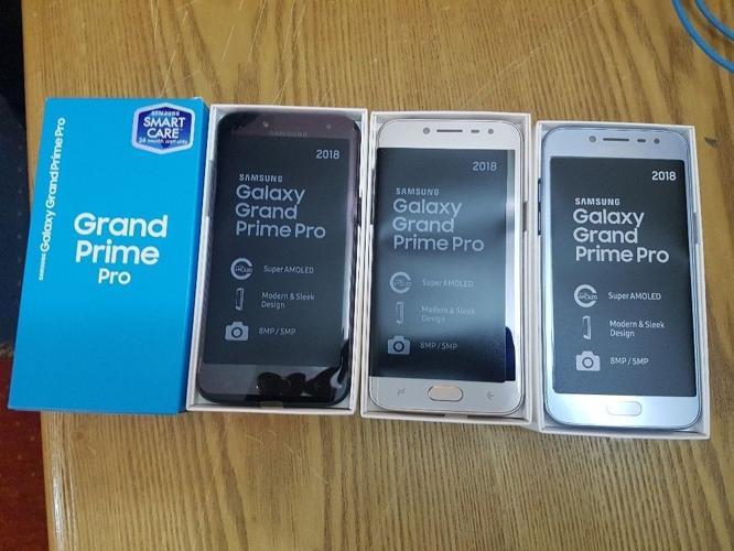 Samsung GRAND PRIME PRO 2018 16GB 4G lte Dual Sim