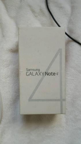 Samsung note 4 not working