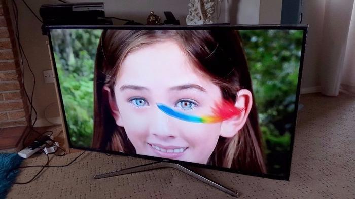 Samsung UE48H6400 48 inch 3D LED Smart TV BlK 400Hz HD