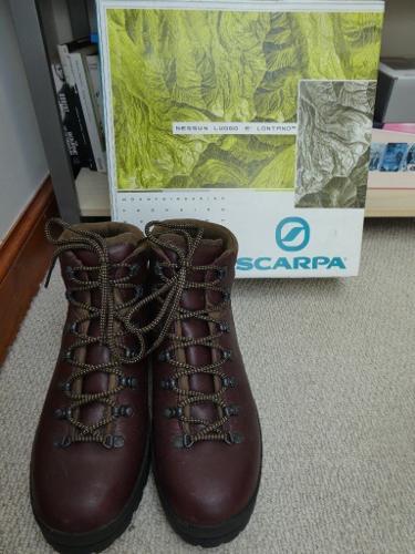 Scarpa Ranger Walking Boots - UK Size 9.5
