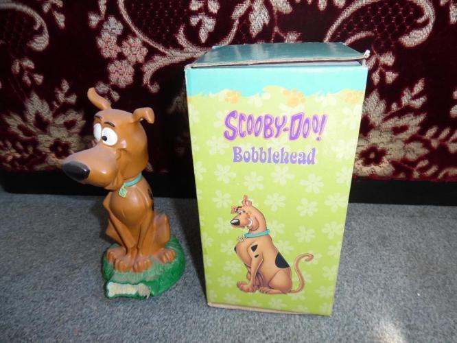 Scooby Doo Bobblehead
