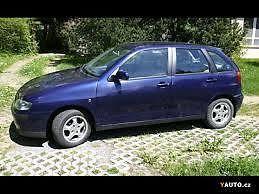 Seat Ibiza chilli 1.4cc 2001 5 door model