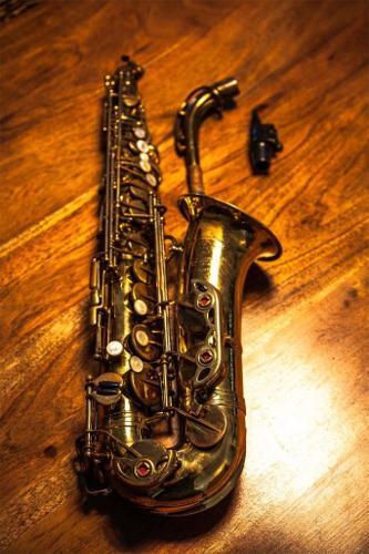 Selmer Balanced Action Alto Saxophone 1937