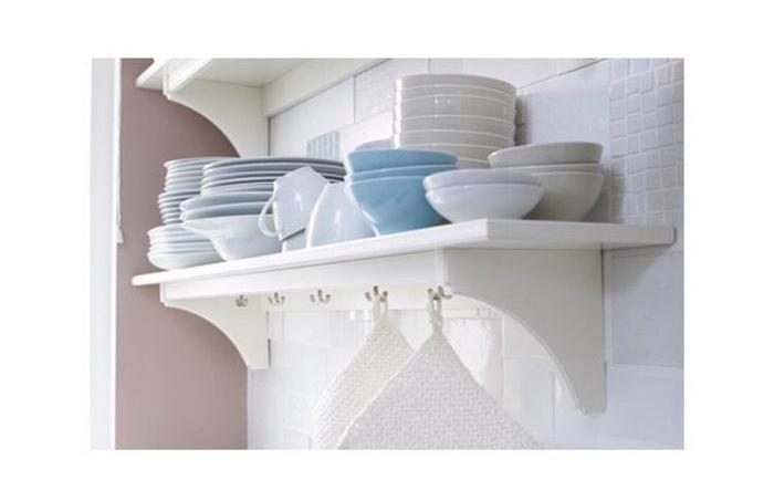 Shelf - white IKEA Shelf