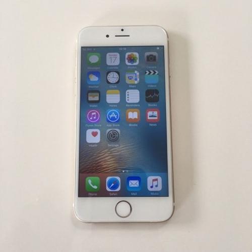 Sim Free Apple iPhone 6 - 16GB - Gold