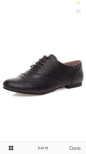 Size 5 brogues