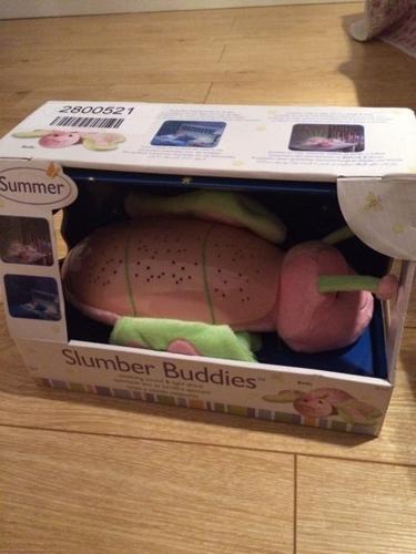 Slumber buddies buterfly