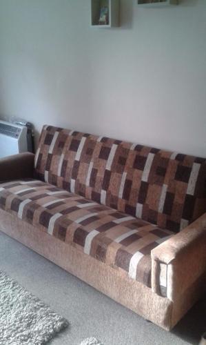 Sofa (sofa bed) with storage