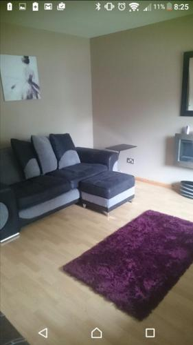 Sofa works black and Grey halo suite