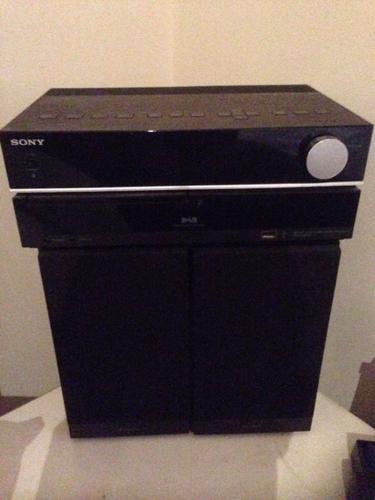 Sony Digital Audio Micro Hifi component system