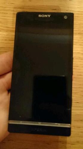 Sony Xperia S on o2