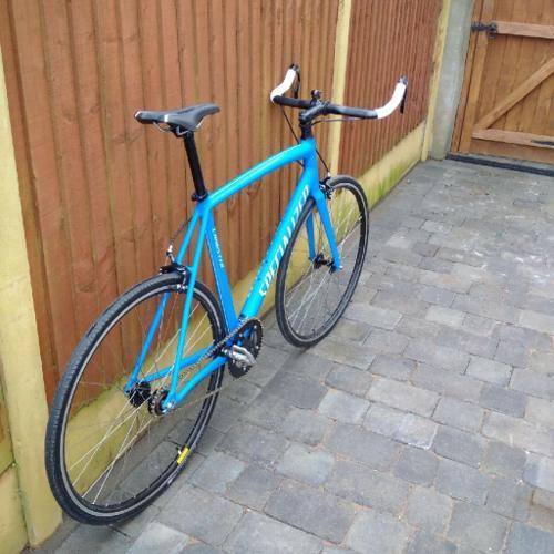 Specialized Langster single speed road bike - XL