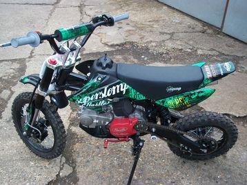 Stomp Pitbike Super Stomp 125 For Sale In Bordon Hampshire