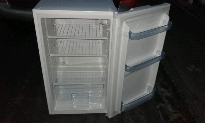 Swan under the counter larder fridge