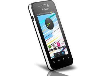 T Mobile Vivacity Touchscreen Mobile