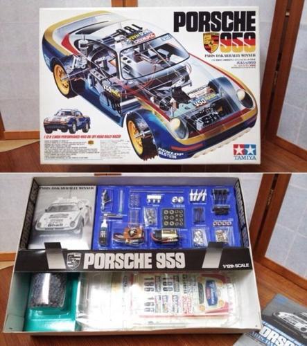 Tamiya Porsche RC Kit