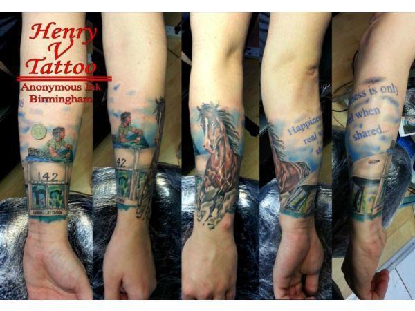Tattoo * Cover up * Custom Design * Piercing * Laser