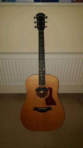 taylor big baby acoustic guitar usa made rare first