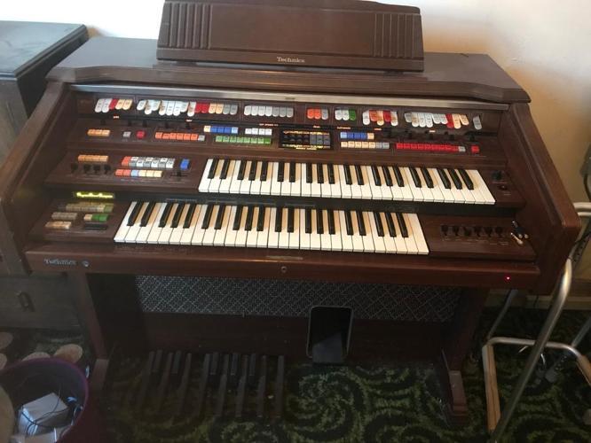 Technics Organ For Sale