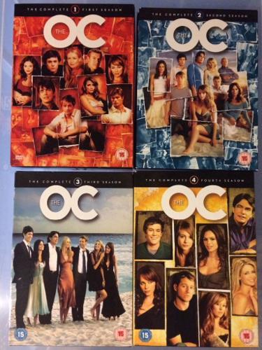 The OC Box Sets (1-4)