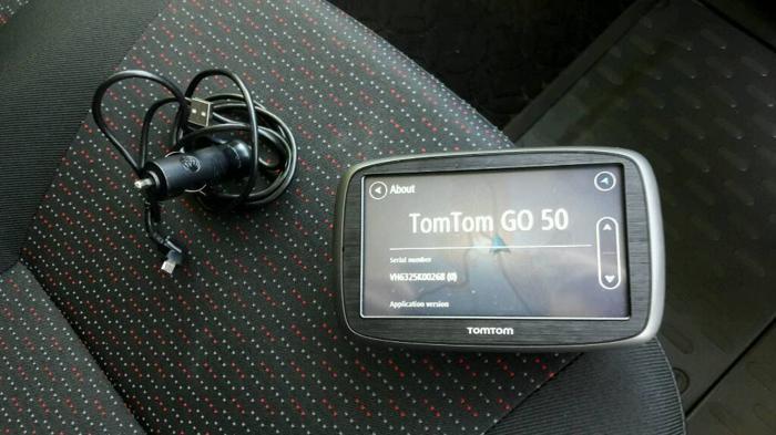 TOMTOM GO 50