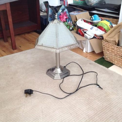 Touch sensitive lamp for sale in Knowle, Bristol