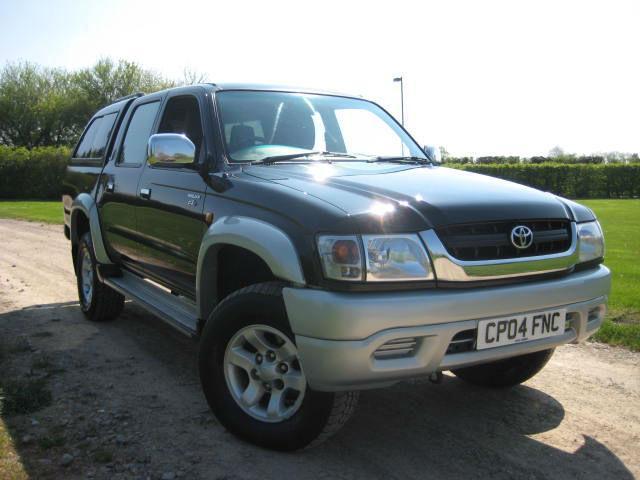 Toyota Hilux280 VX Double-cab 4x4