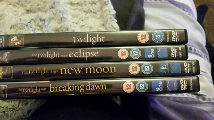 Twilight box set