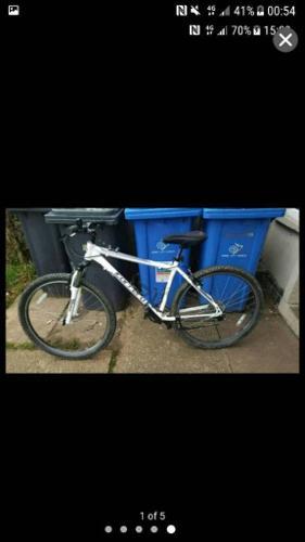 Unisex carrera bike