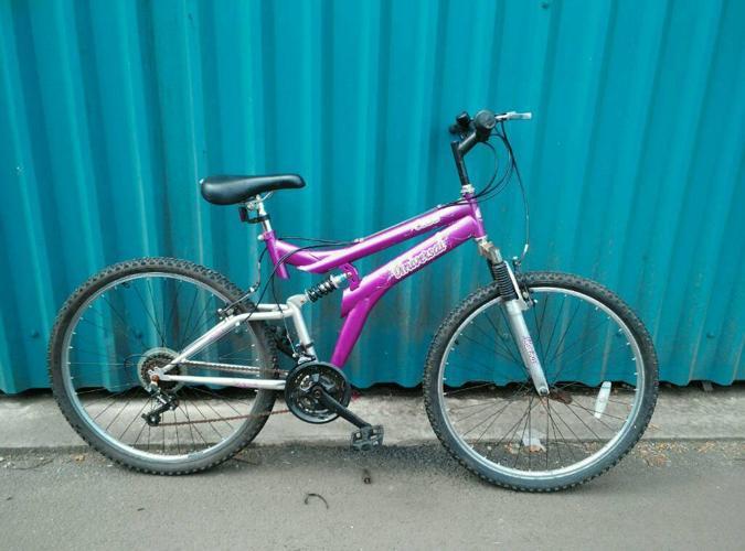 Universal womens bike