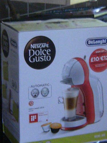 Unused NESCAFÉ Dolce Gusto Mini Me EDG305 Coffee