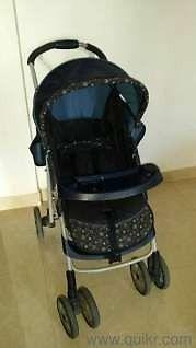 used but good condition pram